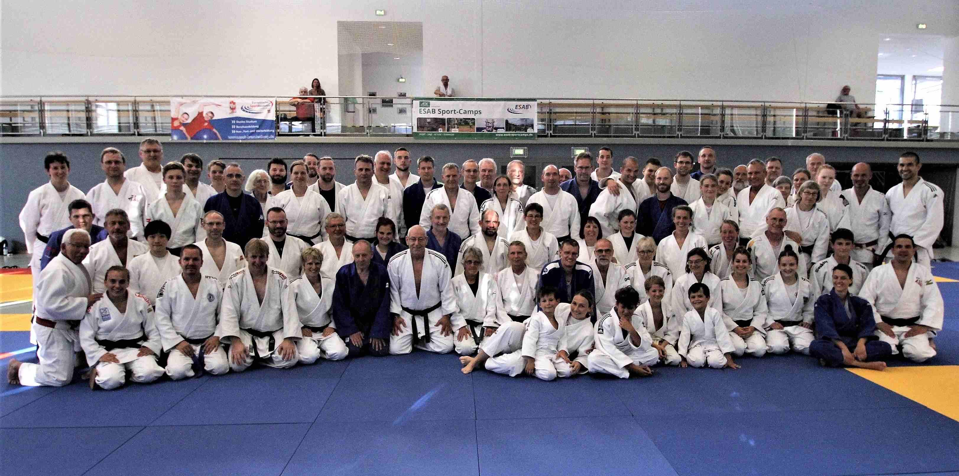 44 Judo Sommerschule 2018